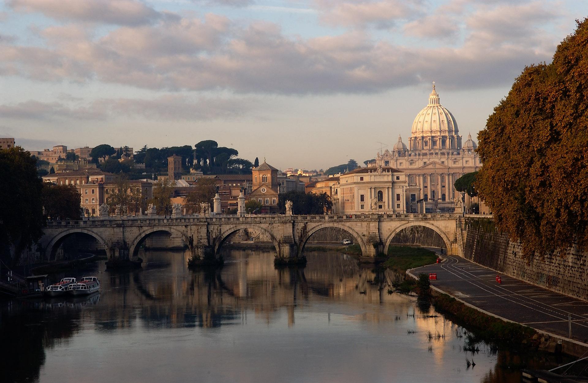 ROMA. Vaticano. Basílica de San Pedro.