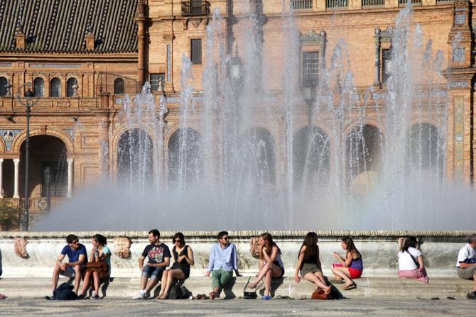 Plaza de Espana_Sevilla_07