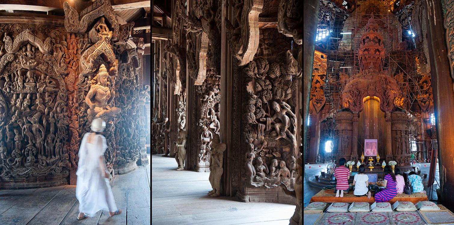 Santuario de la Verdad_Tailandia-5