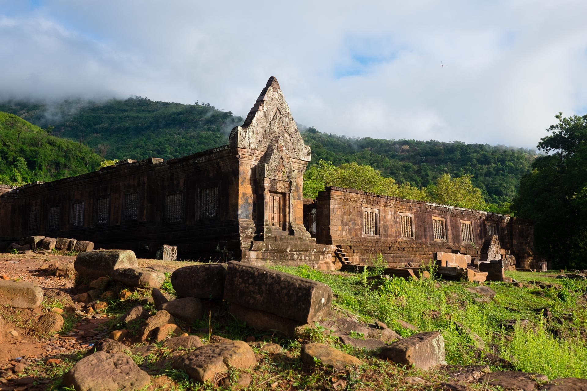 Wat Phu Champasak Laos-5